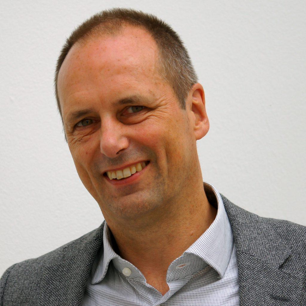 Oberstufenkoordinator Uwe Lingelbach