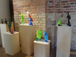 Ausstellung in der Zitadelle Spandau 27.04.-28.5.2017